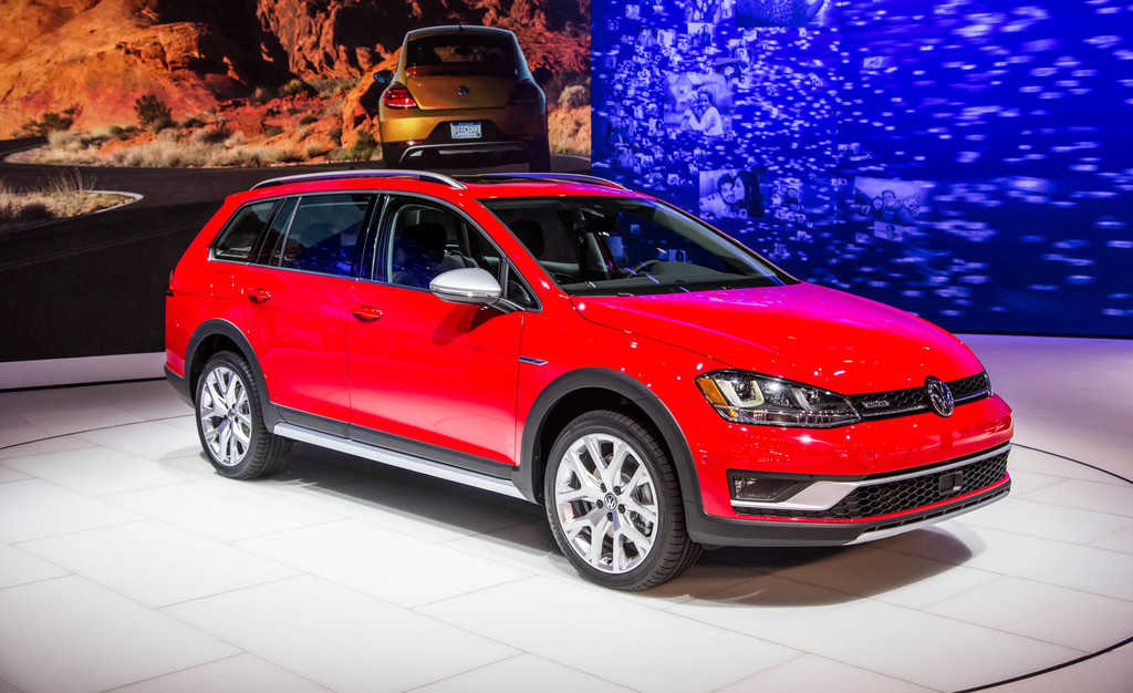نکات مهم خودروی Volkswagen Golf Alltrack