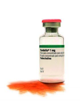 داروی ترابکتدین (Yondelis): معرفی دارو، ویژگیها و عوارض جانبی