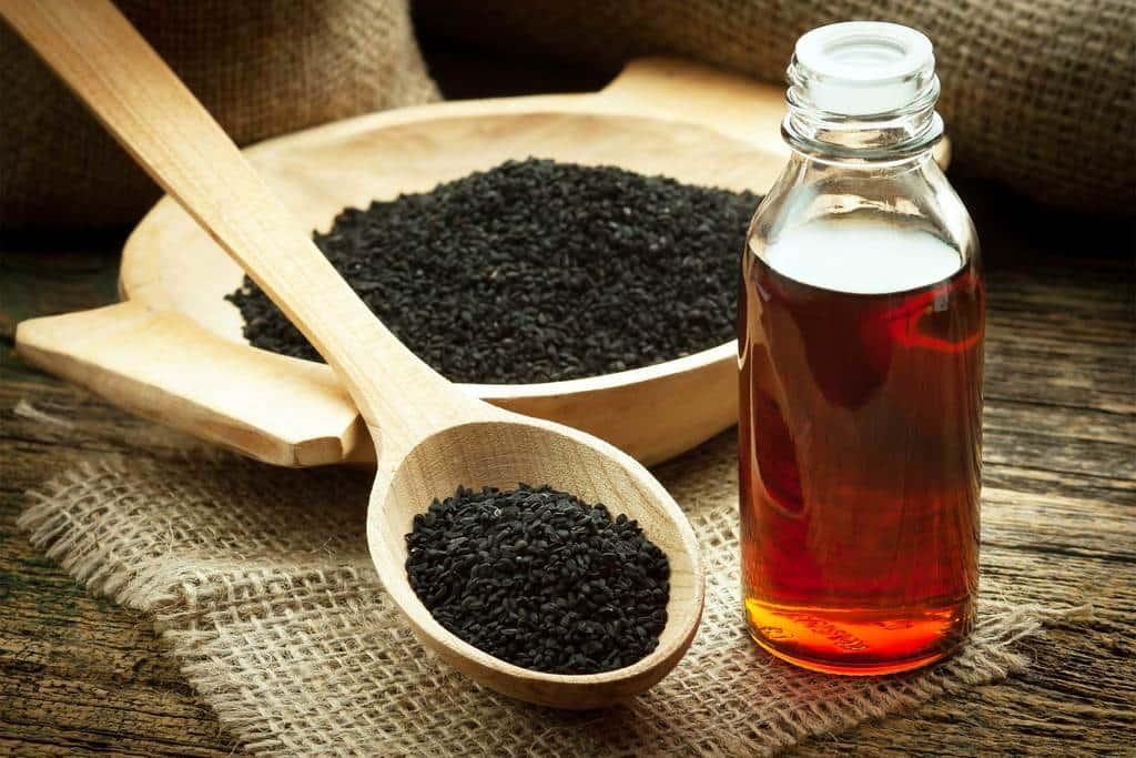 روغن سیاه دانه روغن درمان کننده پوست