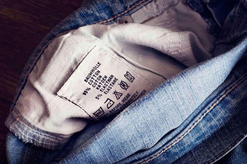 جلوگیری از آب رفتن لباس جین