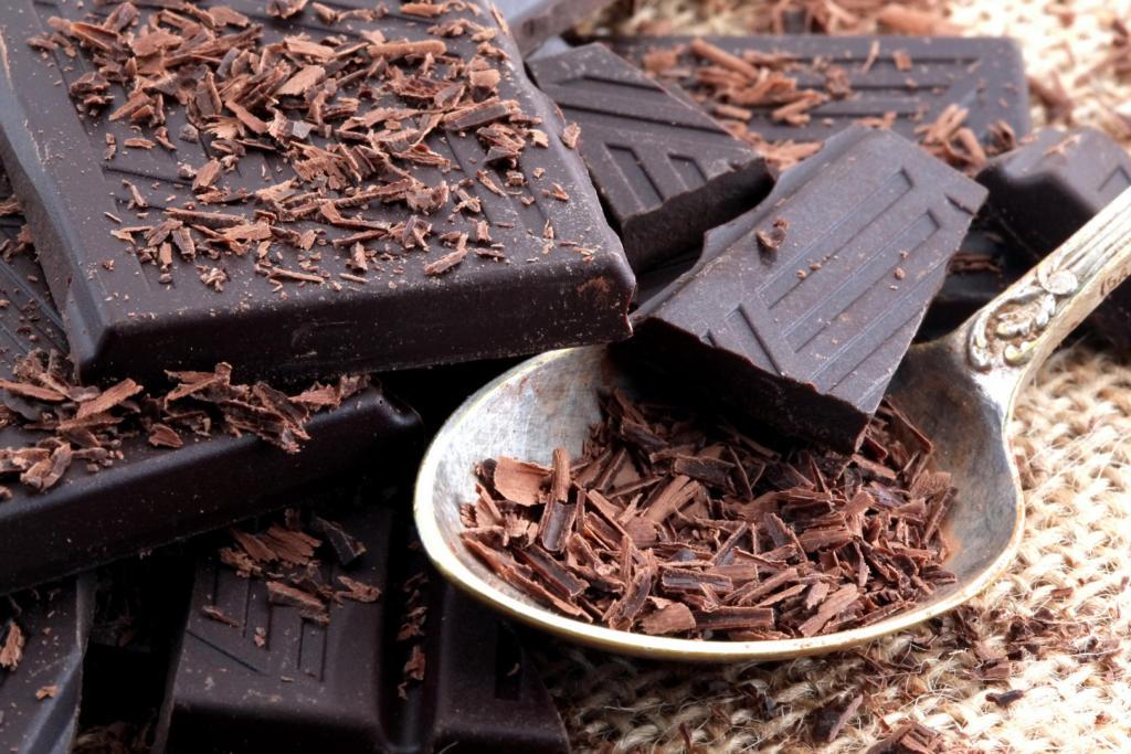 کاهش حمله قلبی با شکلات