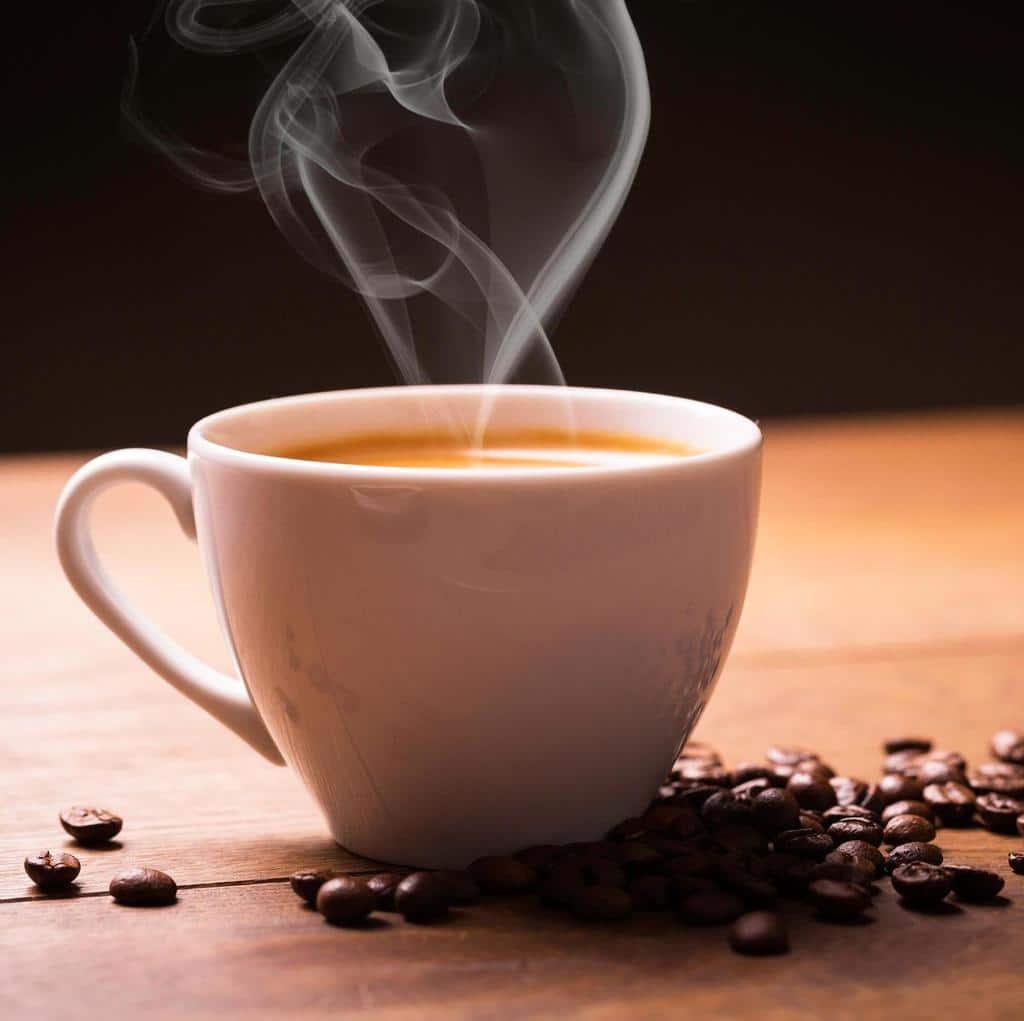 فواید مصرف قهوه