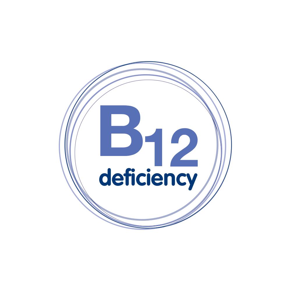 کمبود ویتامین B12
