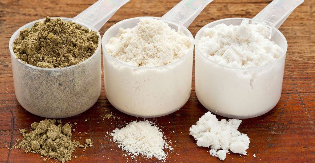 پودر پروتئین برای افزایش مصرف پروتئین