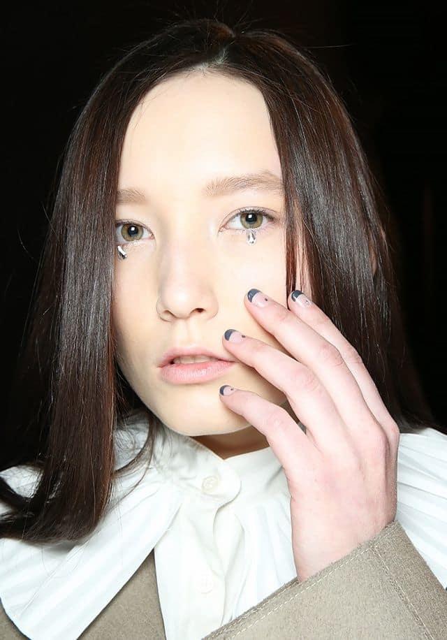 چند مدل جدید آرایش ناخن و لاک ناخن