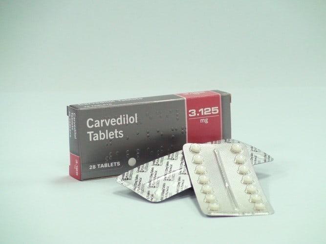کارودیلول و فشار خون بالا