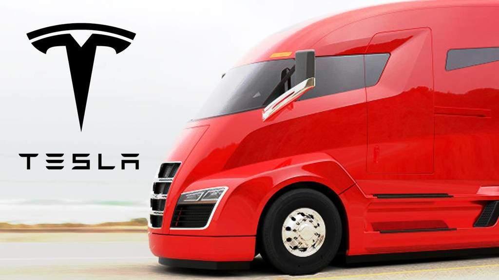کامیون تسلا ورود ایلان ماسک به بازار خودروهای نیمه سنگین را اعلام میکند