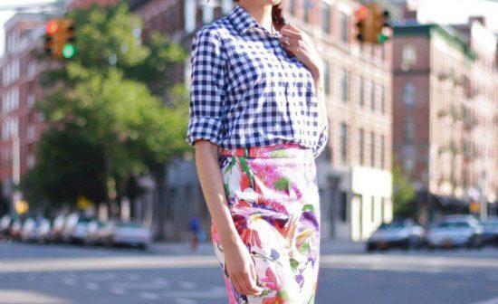 شش نکته مهم برای ترکیب لباسهای طرحدار و پوشیدن آنها باهم