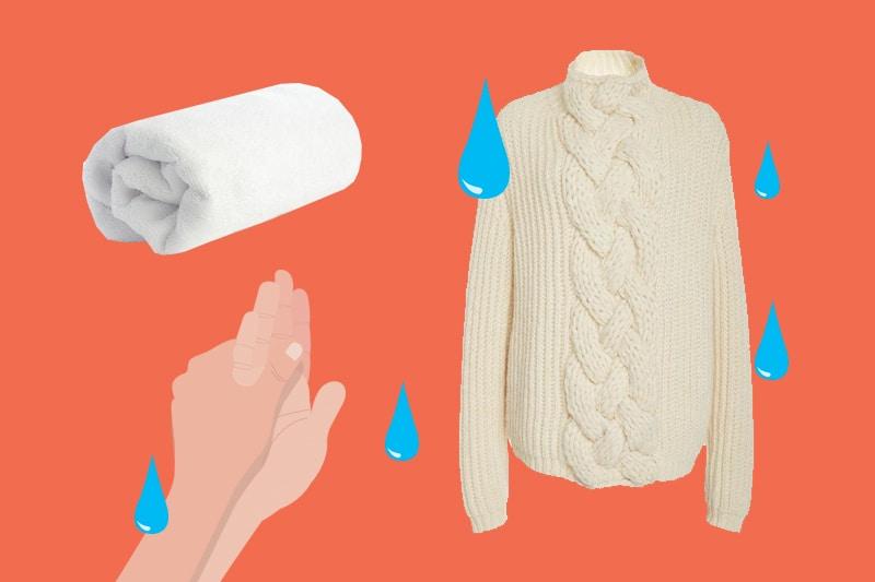 مراقبت از لباسهای گرم بافتنی