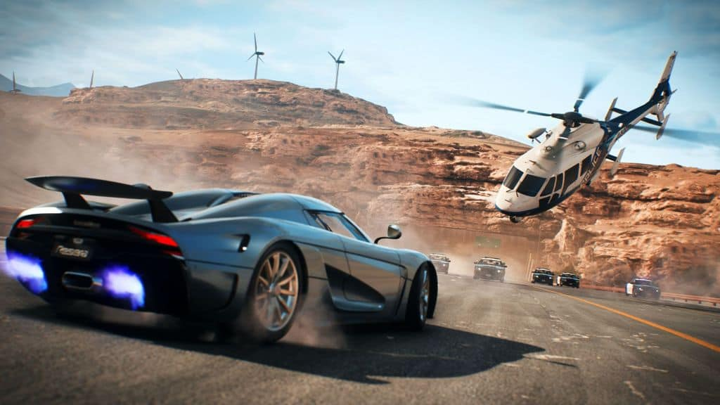 سیستم مورد نیاز بازی Need for Speed Payback