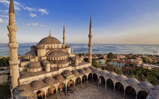 معرفی چند مکان دیدنی در کشور زیبای ترکیه – جاذبه های توریستی ترکیه
