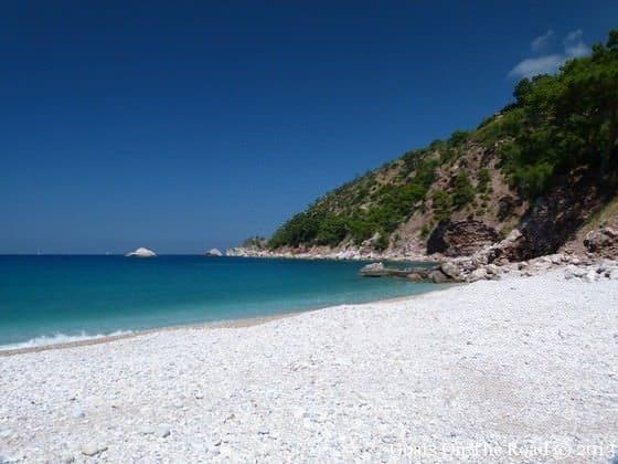 دریای مدیترانه در ترکیه