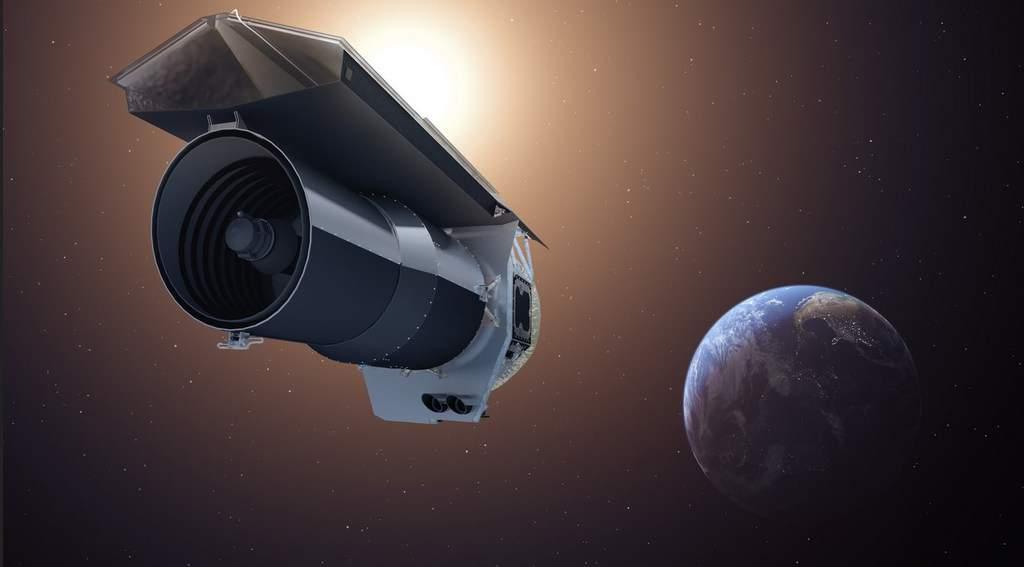 تلسکوپ های فضایی جدید