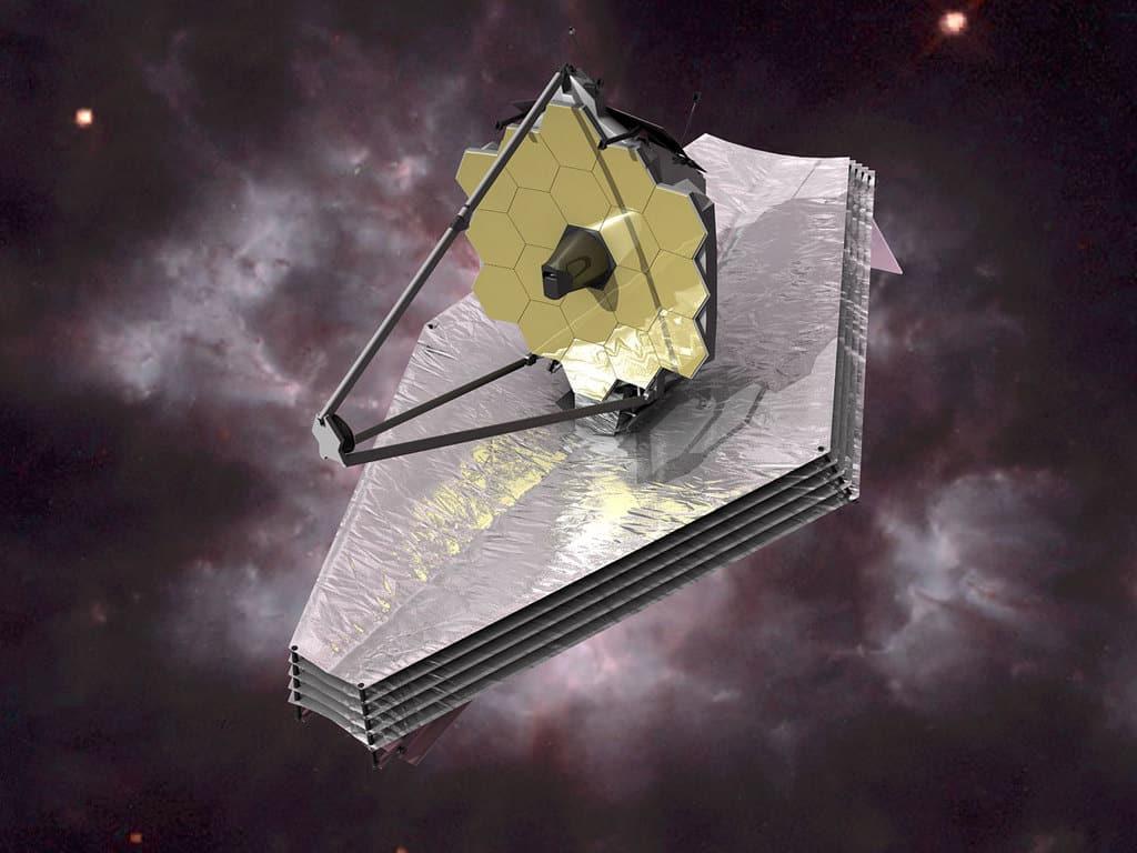 تلسکوپ جیمز وب