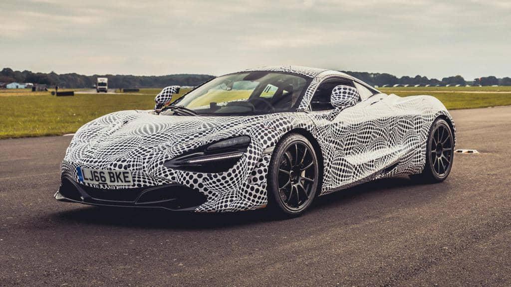 معرفی خودروی McLaren BP23
