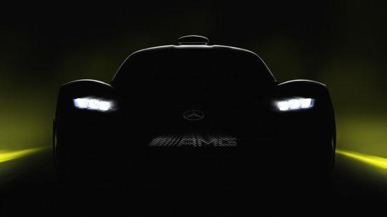 تجربه کردن فرمول یک در خیابان: تولد خودروی Mercedes-AMG Project One