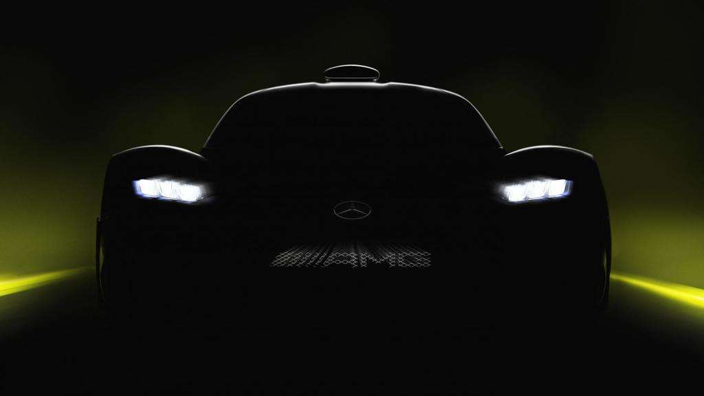 معرفی خودروی Mercedes-AMG Project One