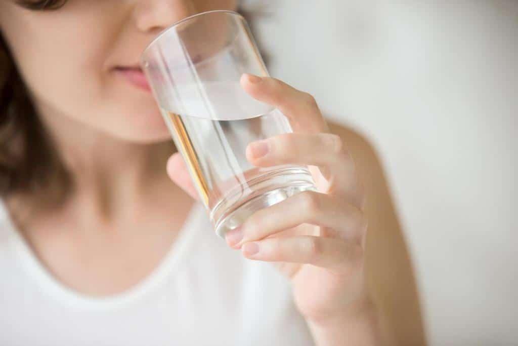 کمبود آب موجب سرگیجه می شود