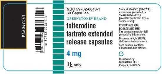 تولترودین را حتماً با تجویز پزشک مصرف کنید