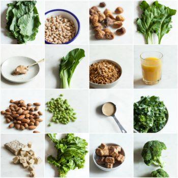 ریزمغذی کلسیم و ۱۰ ماده غیر لبنیات که تأمینکننده آن هستند