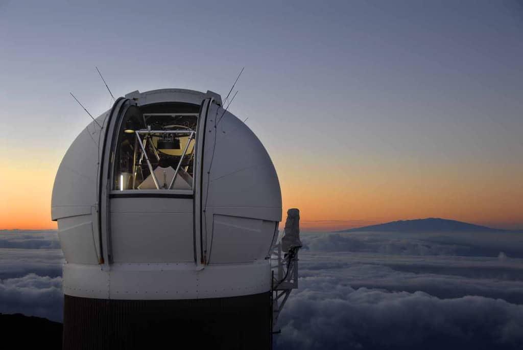 تلسکوپ زمینی