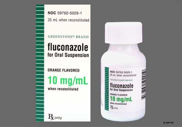 نام دیگر فلوکونازول ، دیفلوکان است.