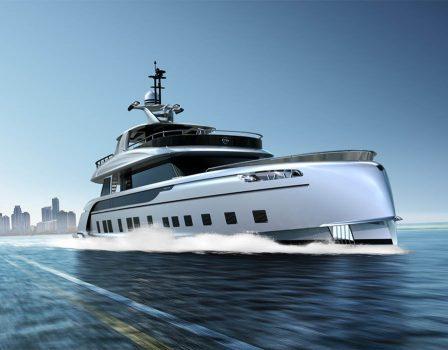 پورشه از قایق تفریحی ۱۲ میلیون یورویی خود رونمایی کرد