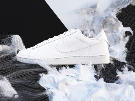 جادوگری شرکت Nike در کفشهای ورزشی جدید خود با ماده Flyleather