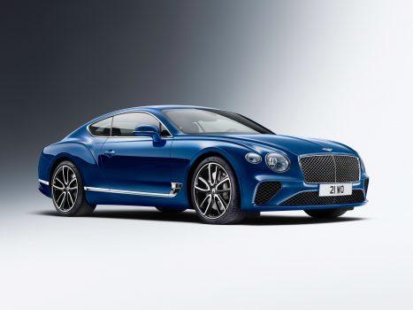 مدل جدید خودروی Continental GT بنتلی ربایندهی بیرحم قلبها