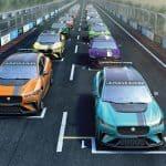 تجربهی سرعت و هیجان با مدل مسابقهای خودروی I-Pace جگوار