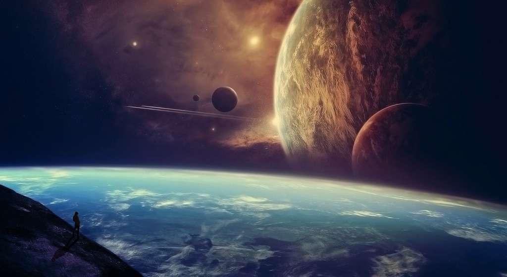 تلاش برای کشف نسخه دوم زمین