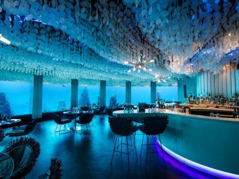 زیباترین هتلهای زیر آبی جهان با مناظری جذاب و دیدنی