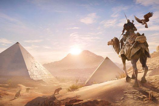 حکایت هدفون ۵۰ هزار دلاری Assassin's Creed: Origins و بخش آموزشی آن