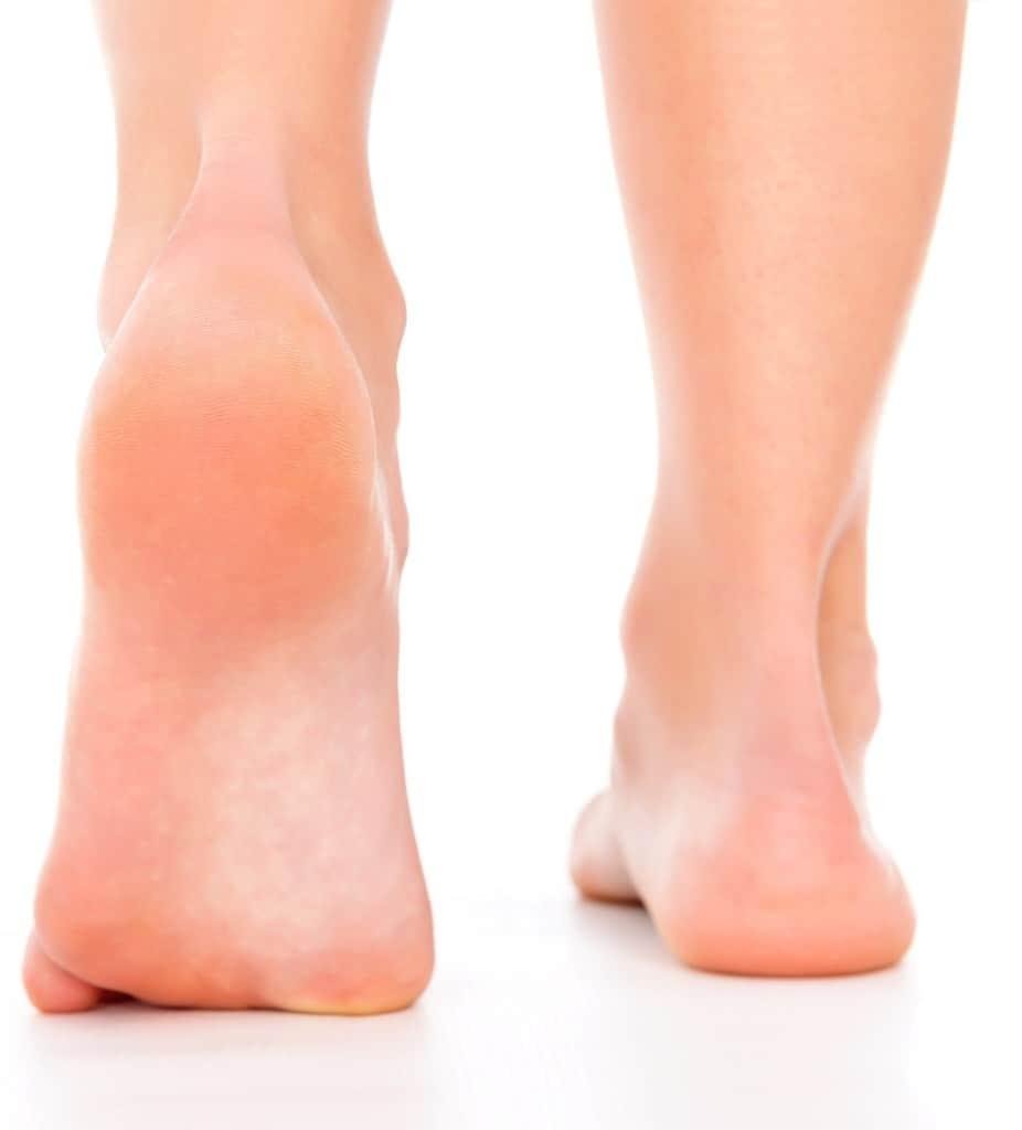 احساسی بهتر در پاها
