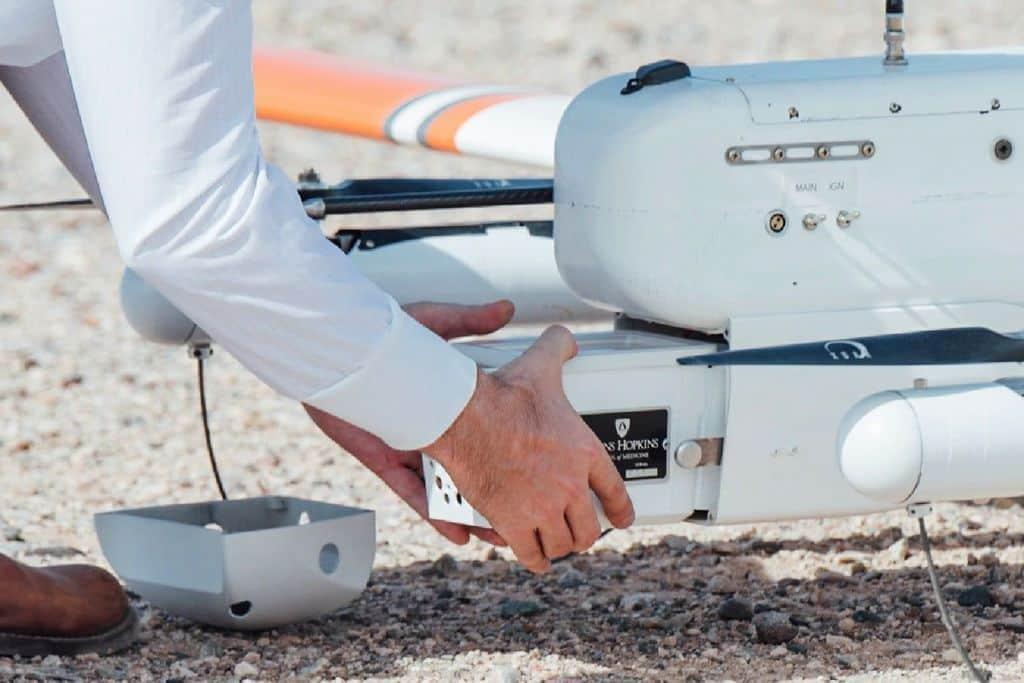 پهپاد امدادی جدید رکورد تازهای را در پرواز و جابجایی نمونههای پزشکی به ثبت رساند