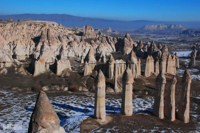 کاپادوسیه در ترکیه