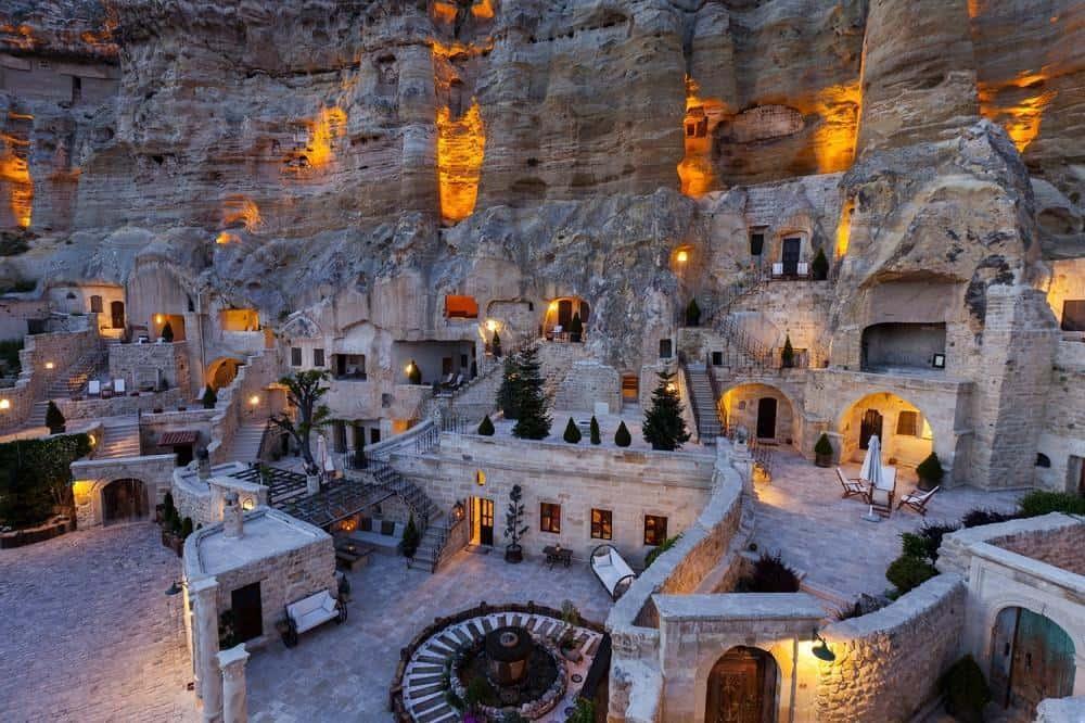 کپادوسیه در ترکیه
