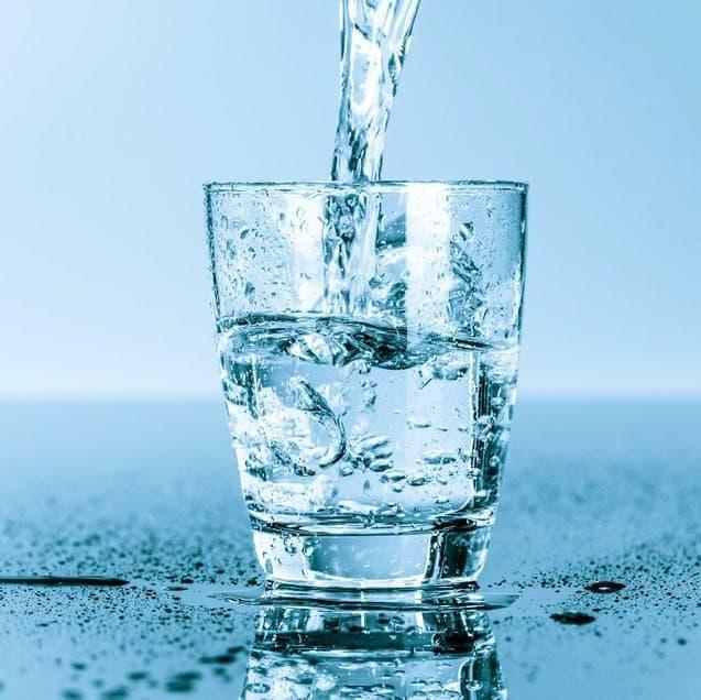 مصرف آب آشامیدنی