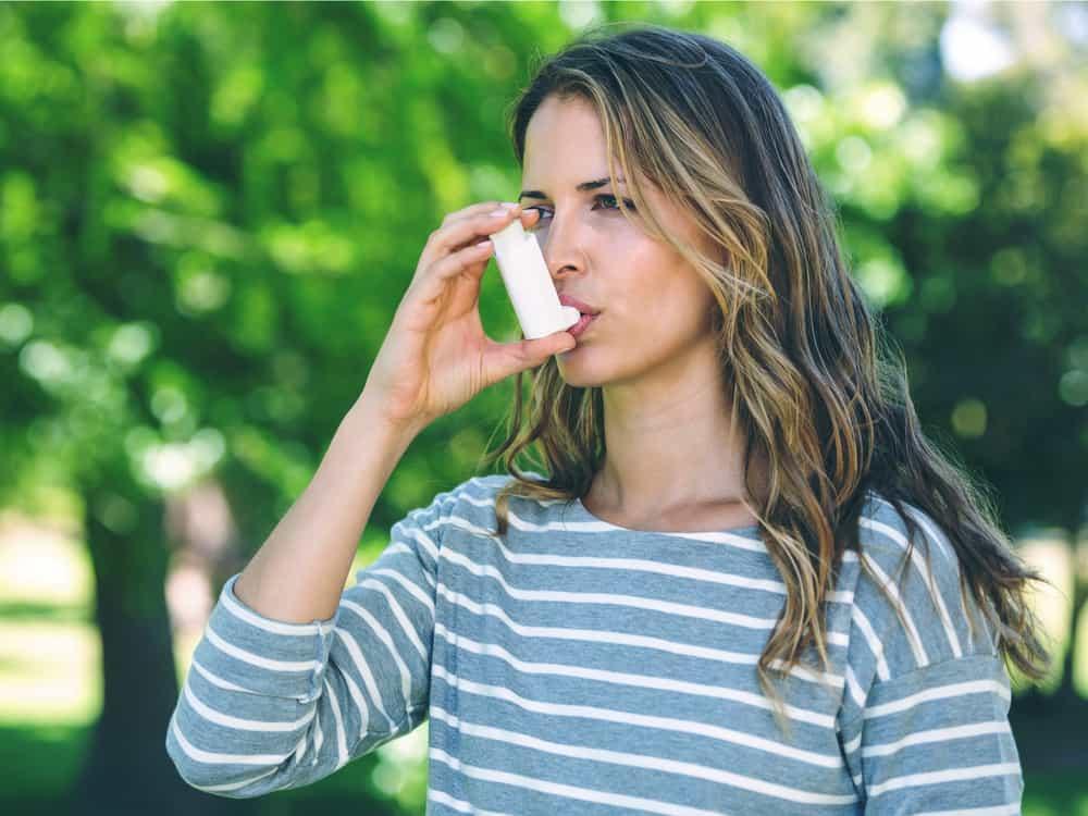 بیماری آسم