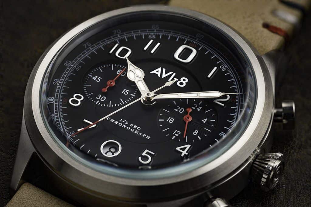 آشنایی با ساعت کرونوگراف یا زمان سنج و روش استفاده درست از آنها
