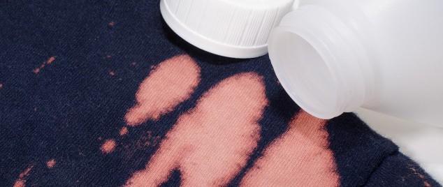 آیا پاک کردن لکه وایتکس و لباسهای رنگ گرفته ممکن است؟