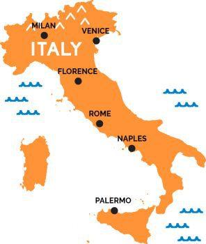 آشنایی با کشور ایتالیا ؛ زبان مردم، خرید و نکاتی در مورد فرهنگ مردمان این کشور