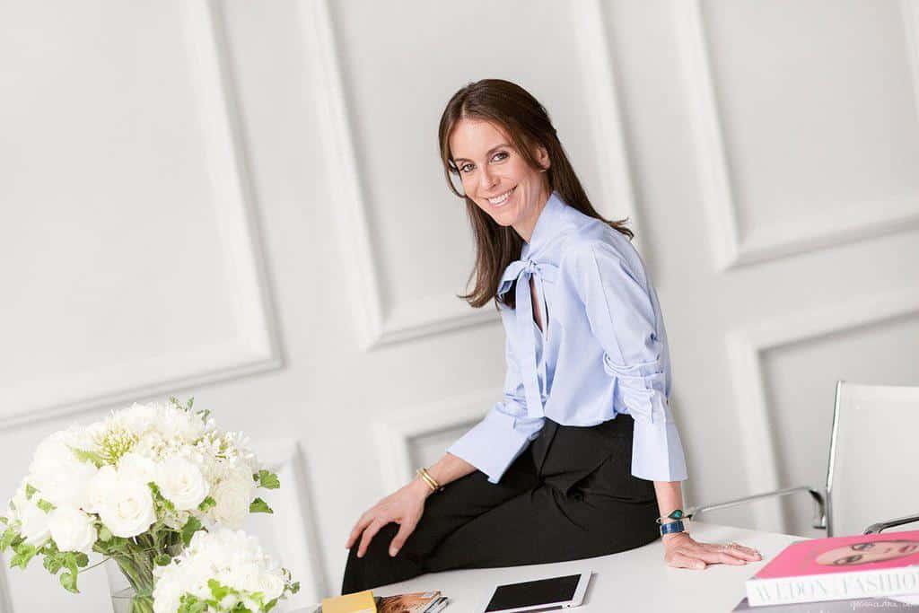 آلیسون لونیز از زنان مدیر و طراح