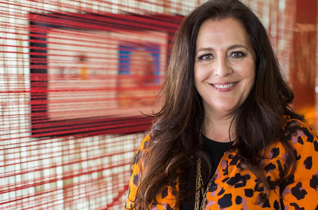 آنجلا میسونی از زنان مدیر و طراح