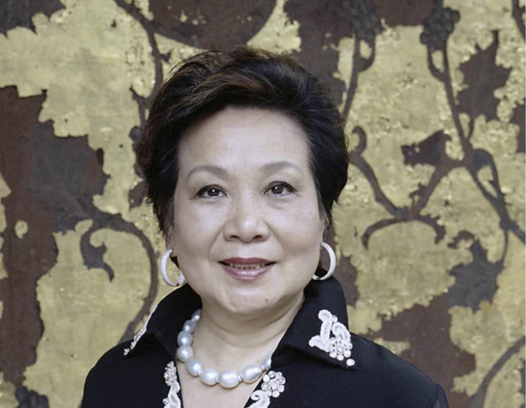 بالبینا وانگ از زنان مدیر و طراح