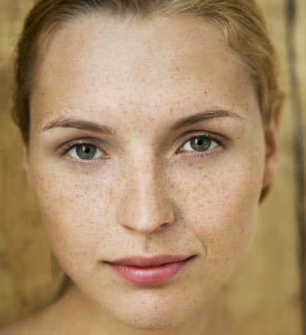 آرایش ملایم و طبیعی