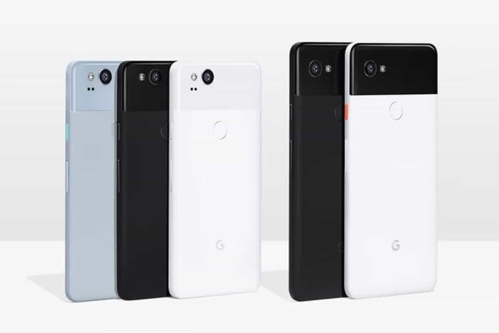 گوشی Pixel 2 اولین تلفن هوشمندی است که از تکنولوژی eSIM پشتیبانی میکند