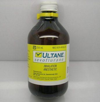 داروی یولتان(Sevoflurane): معرفی دارو و عوارض جانبی بعد از مصرف
