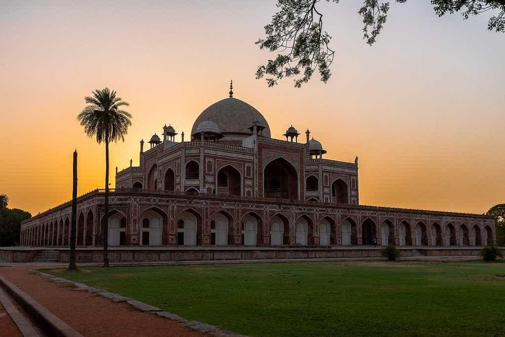 این شهر، پایتخت کشور هند است