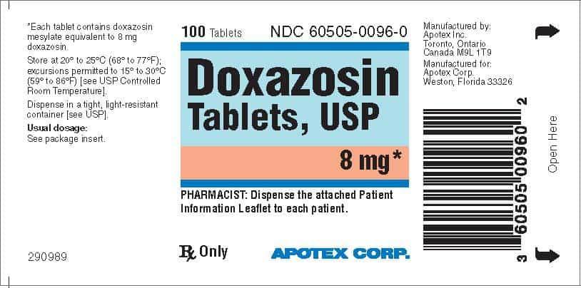 مصرف داروی دوکسازوسین ممکن است باعث سرگیجه و یا غش کردن فرد شود؛